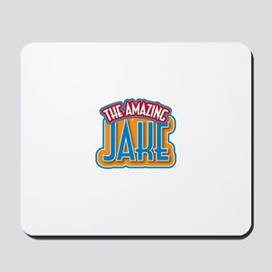 The Amazing Jake Mousepad