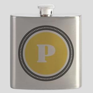 Yellow Flask