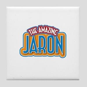 The Amazing Jaron Tile Coaster