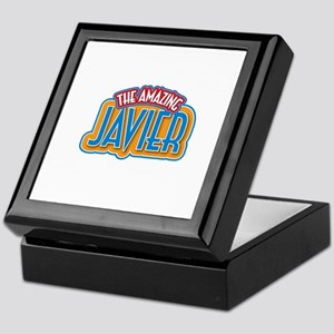The Amazing Javier Keepsake Box