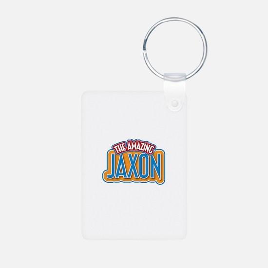 The Amazing Jaxon Keychains