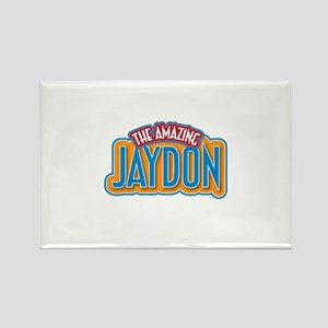 The Amazing Jaydon Rectangle Magnet