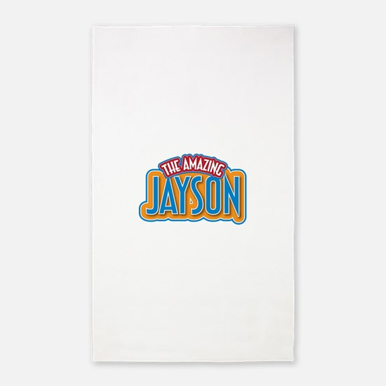 The Amazing Jayson 3'x5' Area Rug