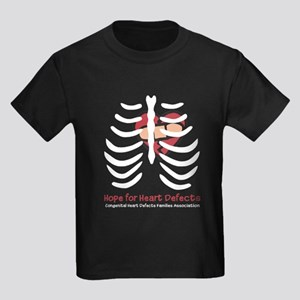 kids mended heart ribcage T-Shirt