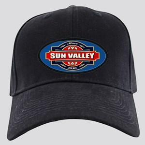 Sun Valley Old Label Black Cap