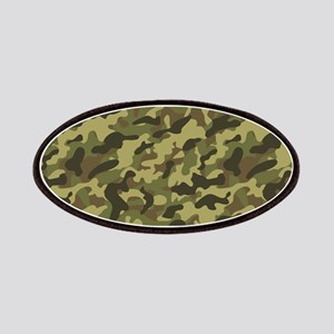 Army Camouflage Patches