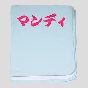 Mandy______016m baby blanket