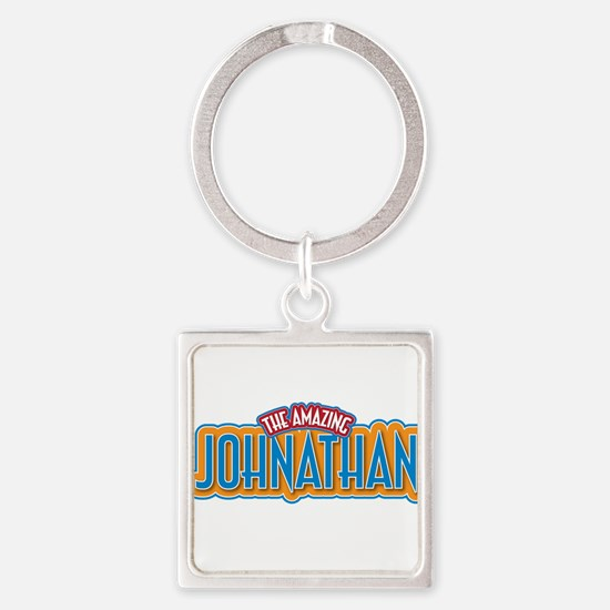 The Amazing Johnathan Keychains