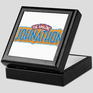 The Amazing Johnathon Keepsake Box