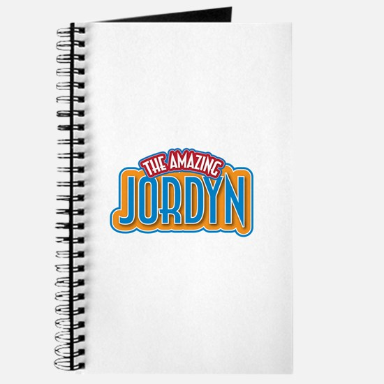 The Amazing Jordyn Journal