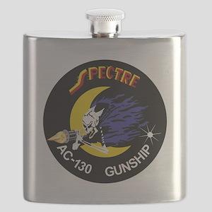 AC-130 Spectre Flask