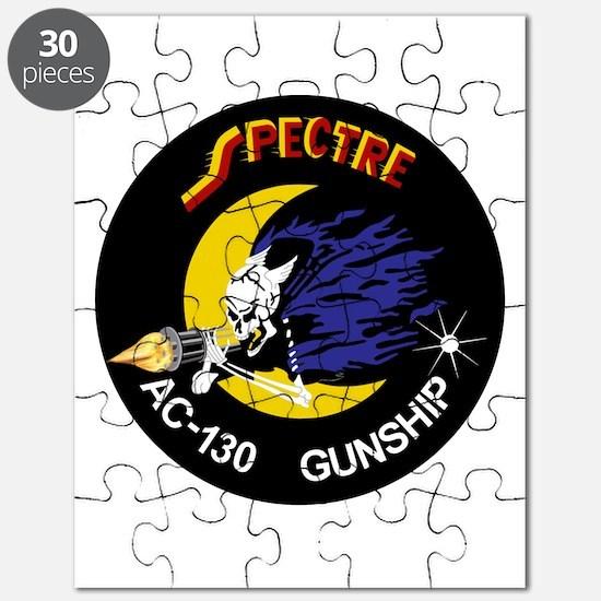 AC-130 Spectre Puzzle