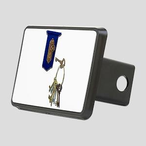UnlockingTheDoor100711 Rectangular Hitch Cover