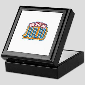 The Amazing Julio Keepsake Box