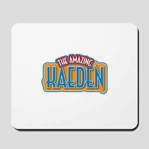 The Amazing Kaeden Mousepad