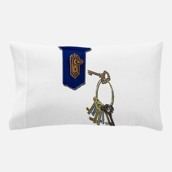 UnlockingTheDoor100711.png Pillow Case
