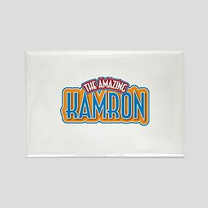 The Amazing Kamron Rectangle Magnet