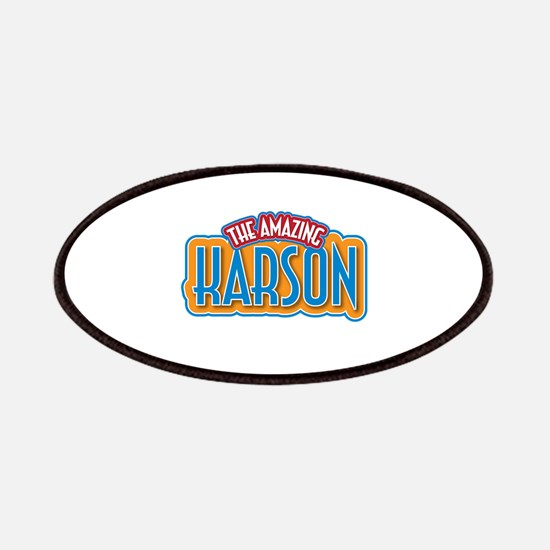 The Amazing Karson Patches
