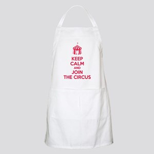 Keep Calm and Join the Circus Apron