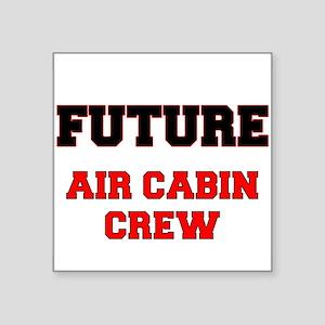 Future Air Cabin Crew Sticker