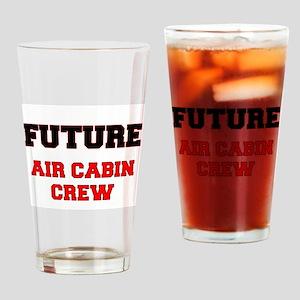 Future Air Cabin Crew Drinking Glass