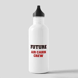 Future Air Cabin Crew Water Bottle