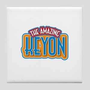 The Amazing Keyon Tile Coaster
