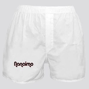 Nanaimo Cool Boxer Shorts