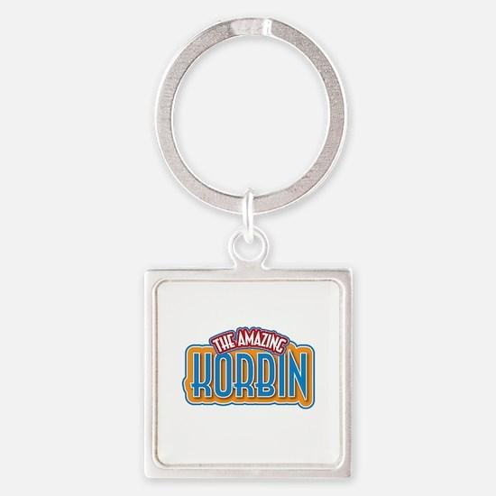 The Amazing Korbin Keychains