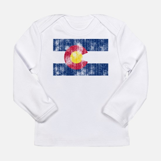 Colorado Long Sleeve Infant T-Shirt
