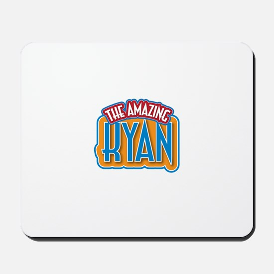The Amazing Kyan Mousepad