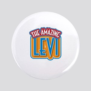 "The Amazing Levi 3.5"" Button"