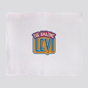 The Amazing Levi Throw Blanket