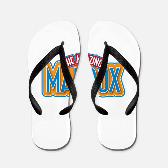 The Amazing Maddox Flip Flops