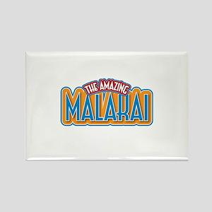The Amazing Malakai Rectangle Magnet