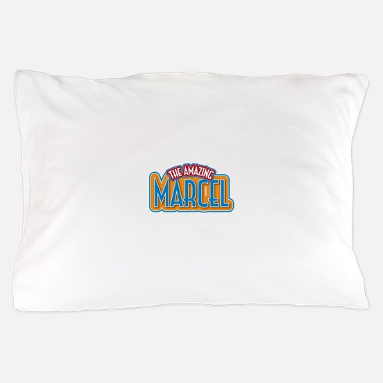 The Amazing Marcel Pillow Case