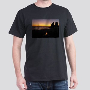 Sunset over Rialto Beach T-Shirt