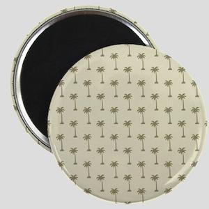 Tropical Caroilna Summer Palm Magnet