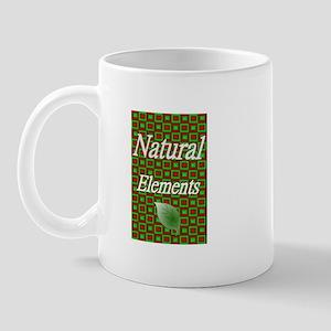 Natural Elements Logo  Mug