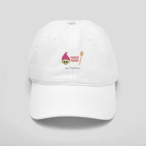 Troll Bacon Spoon Baseball Cap