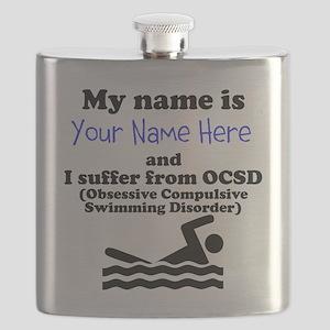 Custom Obsessive Compulsive Swimming Disorder Flas
