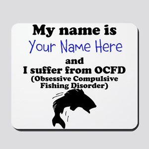 Custom Obsessive Compulsive Fishing Disorder Mouse