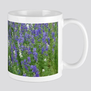 Texas Bluebonnets in Bloom Mug