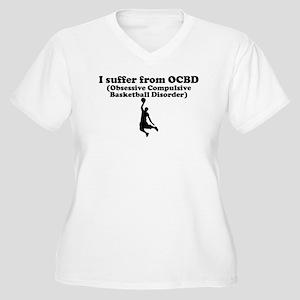 Obsessive Compulsive Basketball Disorder Plus Size