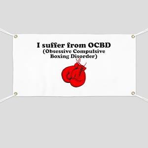 Obsessive Compulsive Boxing Disorder Banner