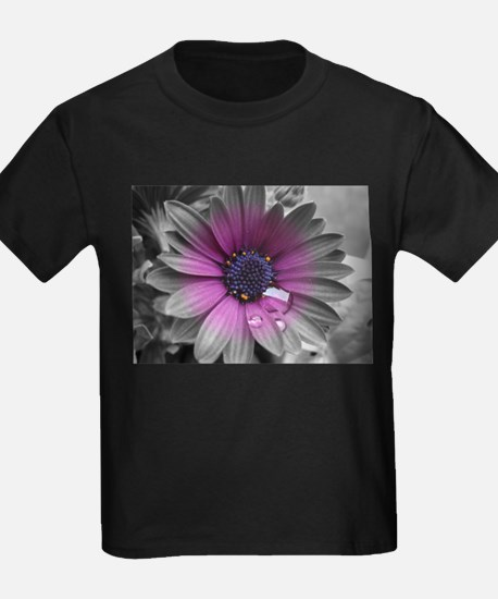 Wonderful Flower with Waterdrops T-Shirt
