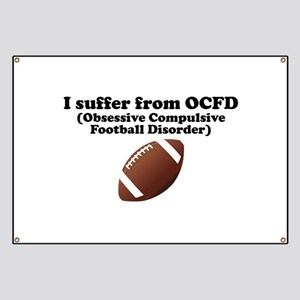 Obsessive Compulsive Football Disorder Banner