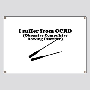Obsessive Compulsive Rowing Disorder Banner