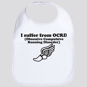 Obsessive Compulsive Running Disorder Bib