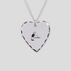 Cancer survival designs Necklace Heart Charm